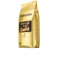 Kawa WOSEBA MOCCA FIX GOLD, ziarnista, 1000g, Kawa, Artykuły spożywcze