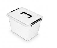 SIMPLE BOX 19L. Z RĄCZKĄ TRANSPARENTNY, Podkategoria, Kategoria