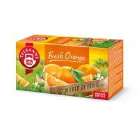 Herbata TEEKANNE Fresh Orange, 20 kopert, Herbaty, Artykuły spożywcze