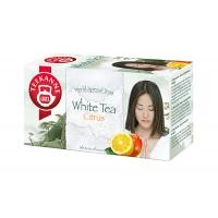 Herbata TEEKANNE White Tea Citrus, 20 kopert, Herbaty, Artykuły spożywcze