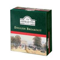 Herbata AHMAD English Breakfast Tea, 100 torebek, 200 g, Herbaty, Artykuły spożywcze