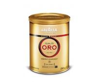 Kawa LAVAZZA QUALITA ORO, mielona, w puszce, 250 g, Kawa, Artykuły spożywcze