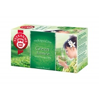 Herbata TEEKANNE Green Tea, jaśminowa, 20 kopert, Herbaty, Artykuły spożywcze