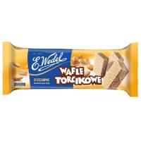 Wafle torcikowe mini E. Wedel, 160 g, orzechowe, Wafle, Artykuły spożywcze