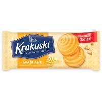 Ciastka KRAKUSKI Maślane, 200 g, Ciastka, Artykuły spożywcze