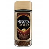 Kawa NESCAFE GOLD, rozpuszczalna, 200 g, Kawa, Artykuły spożywcze