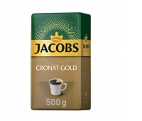 Kawa JACOBS CRONAT GOLD, mielona, 500 g, Kawa, Artykuły spożywcze