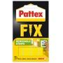 Paski montażowe usuwalne PATTEX FIX, 10*40mm x 20mm, Taśmy specjalne, Drobne akcesoria biurowe