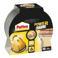 Taśma PATTEX POWER TAPE, 48mm x 25m, srebrna, Taśmy specjalne, Drobne akcesoria biurowe