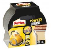 Taśma PATTEX POWER TAPE, 48mm x 10m, srebrna, Taśmy specjalne, Drobne akcesoria biurowe