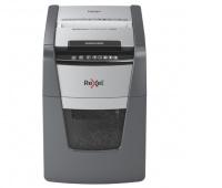 Niszczarka automatyczna REXEL OPTIMUM AUTOFEED+ 100M, P-5, 100 kart., 34l, czarna, Niszczarki, Urządzenia i maszyny biurowe