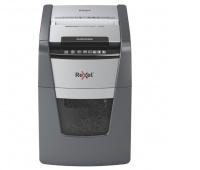 Niszczarka automatyczna REXEL OPTIMUM AUTOFEED+ 100X, P-4, 100 kart., 34l, czarna, Niszczarki, Urządzenia i maszyny biurowe