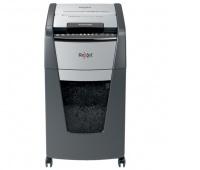 Niszczarka automatyczna REXEL OPTIMUM AUTOFEED+ 300M, P-5, 300 kart.,60l, czarna, Niszczarki, Urządzenia i maszyny biurowe