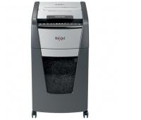 Niszczarka automatyczna REXEL OPTIMUM AUTOFEED+ 300X, P-4, 300 kart.,60l, czarna, Niszczarki, Urządzenia i maszyny biurowe
