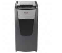 Niszczarka automatyczna REXEL OPTIMUM AUTOFEED+ 600M, P-5, 600 kart.,110l, czarna, Niszczarki, Urządzenia i maszyny biurowe