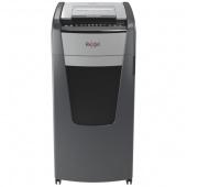Niszczarka automatyczna REXEL OPTIMUM AUTOFEED+ 750X, P-4, 750 kart.,140l, czarna, Niszczarki, Urządzenia i maszyny biurowe