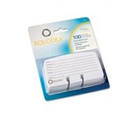 Karty wizytowe 100szt. PETITE 2,25x4' (57x102mm), białe, Wizytowniki, Drobne akcesoria biurowe