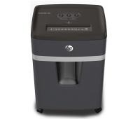Niszczarka HP PRO SHREDDER 18CC, ścinki, P-4, 18 kart., 25l, ciemnoszara, Niszczarki, Urządzenia i maszyny biurowe