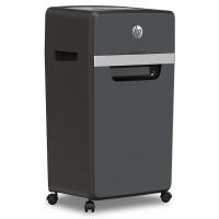 Niszczarka HP PRO SHREDDER 24CC, ścinki, P-4, 18 kart., 30l, ciemnoszara, Niszczarki, Urządzenia i maszyny biurowe