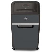 Niszczarka HP PRO SHREDDER 16MC, mikrościnki, P-5, 16 kart., 30l, ciemnoszara, Niszczarki, Urządzenia i maszyny biurowe