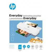 Folie laminacyjne HP EVERYDAY, A5, 80 mic, 25 szt., przezroczyste/połysk, Akcesoria do laminacji i bindowania, Prezentacja