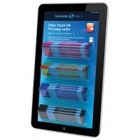 Display długopisów SCHNEIDER Slider Touch, XB, 50 szt., miks kolorów, Długopisy, Artykuły do pisania i korygowania