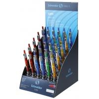 Display długopisów automatycznych SCHNEIDER Loox M, miks kolorów 30 szt., miks kolorów, Długopisy, Artykuły do pisania i korygowania