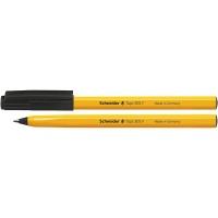 Długopis SCHNEIDER Tops 505, F, czarny, Długopisy, Artykuły do pisania i korygowania