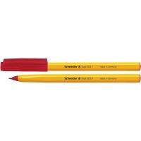 Długopis SCHNEIDER Tops 505, F, czerwony, Długopisy, Artykuły do pisania i korygowania