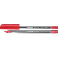 Długopis SCHNEIDER Tops 505, M, czerwony, Długopisy, Artykuły do pisania i korygowania