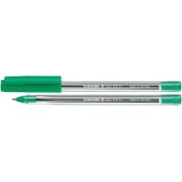 Długopis SCHNEIDER Tops 505, M, zielony, Długopisy, Artykuły do pisania i korygowania