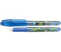 Pióro wieczne SCHNEIDER Zippi, M, niebieski, Pióra, Artykuły do pisania i korygowania