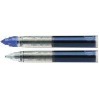 Kartridże 852 SCHNEIDER 852 do piór kulkowych, M, 5 szt., niebieski, Cienkopisy, pióra kulkowe, Artykuły do pisania i korygowania