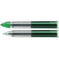 Kartridże 852 SCHNEIDER 852 do piór kulkowych, M, 5 szt., zielony, Cienkopisy, pióra kulkowe, Artykuły do pisania i korygowania
