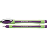 Cienkopis Xpress 0 8 mm fioletowy, Cienkopisy, pióra kulkowe, Artykuły do pisania i korygowania