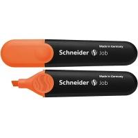 Zakreślacz SCHNEIDER Job, 1-5 mm, pomarańczowy, Textmarkery, Artykuły do pisania i korygowania