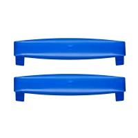 Dystansery do półek na dokumenty 147/2 ICE, 2szt., niebieskie, Szufladki na biurko, Drobne akcesoria biurowe
