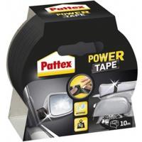 Taśma PATTEX POWER TAPE, 48mm x 10m, czarna, Taśmy specjalne, Drobne akcesoria biurowe