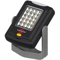 Lampa uniwersalna 20 + 3 LED SMD, z pałąkiem, 3xAAA w zestawie, czarna, Lampki, Urządzenia i maszyny biurowe