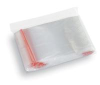Woreczki strunowe, STELLA, 120x180 mm, 100 szt., transparentne, Woreczki i torby foliowe, Artykuły higieniczne i dozowniki
