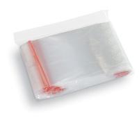 Woreczki strunowe, STELLA, 150x250 mm, 100 szt., transparentne, Woreczki i torby foliowe, Artykuły higieniczne i dozowniki