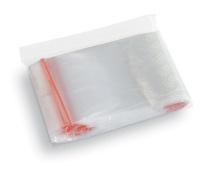 Woreczki strunowe, STELLA, 200x250 mm, 100 szt., transparentne, Woreczki i torby foliowe, Artykuły higieniczne i dozowniki