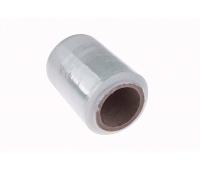 Folia stretch OFFICE PRODUCTS MINI RAP, 0,25kg brutto, szer. 100mm, gr. 23µm, transparentna, Folia stretch, Koperty i akcesoria do wysyłek