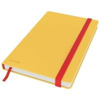 Notatnik Leitz Cosy Soft Touch, w kratkę, z twardą okładką, Notatniki, Zeszyty i bloki