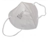 Półmaska filtrująca FFP2, 25szt., biała, Maski, Ochrona indywidualna, Antywirus