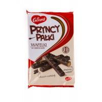 Wafle PRYNCYPAŁKI GERARD, w czekoladzie, 235g, Wafle, Artykuły spożywcze