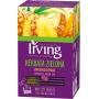 Herbata IRVING, zielona, ananas, 20 kopert