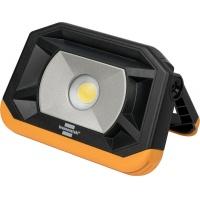 Mobilny naświetlacz akumulatorowy BRENNENSTUHL, LED, żółto-czarny, Lampki, Urządzenia i maszyny biurowe