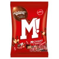 Cukierki czekoladowe WAWEL MICHAŁKI ZAMKOWE, 1kg., Czekoladki, Artykuły spożywcze