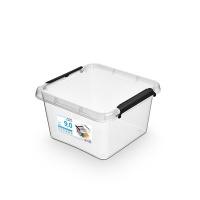 Pojemnik do przechowywania ORPLAST Simple Box, 9l, (290 x 165 x 290mm), transparentny, Pudła, Wyposażenie biura